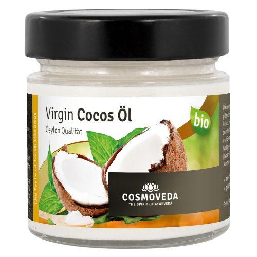 Virgin Cocos Oel Cosmoveda Bio | Bio-Rama Terapeutski dodir Marme - terapija kroz 108 točaka u tijelu
