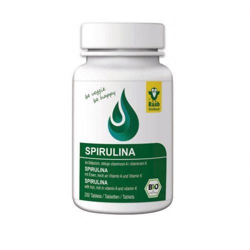 bio spirulina tablete raab 200kom raab 9599973130304   Bio-Rama Naslovna