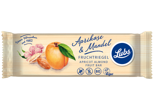 fruchtriegel klassik aprikose mandel   Bio-Rama Marelica Badem voćna pločica EKO
