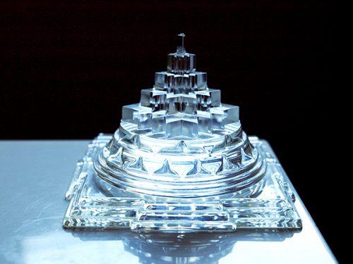kris | Bio-Rama Kristalna piramida Kristalno staklo