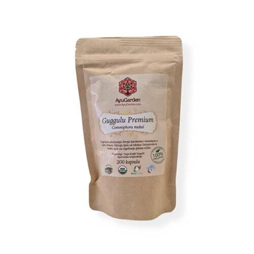 guggul   Bio-Rama Guggulu Premium 200 kapsula