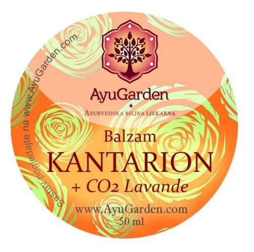 balzam kantarion copy   Bio-Rama Balzam Kantarion s Lavandom 50ml