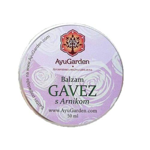 gavez   Bio-Rama Balzam od Gaveza s Arnikom 50ml