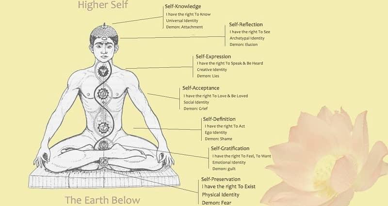 marma nadis chakras ayurveda yoga | Bio-Rama Terapeutski dodir Marme - terapija kroz 108 točaka u tijelu